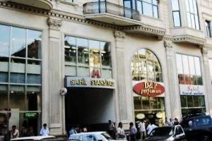 Станция метро «Сахил» в Баку закрывается