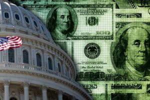 Госдолг США уже превысил $20 трлн. и продолжает расти
