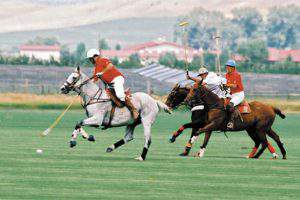 Азербайджанская команда выиграла Кубок мира по конному поло
