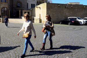 В январе Азербайджан посетило свыше 185,000 иностранцев