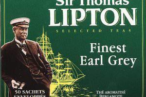 Томас Липтон и его чай