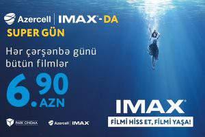 Сеть кинотеатров Park Cinema в Баку запускает новую акцию