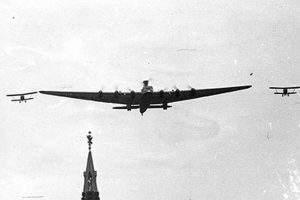 Тайна гибели самолета «Максим Горький»