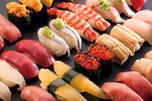 Японские суши: мода или польза?