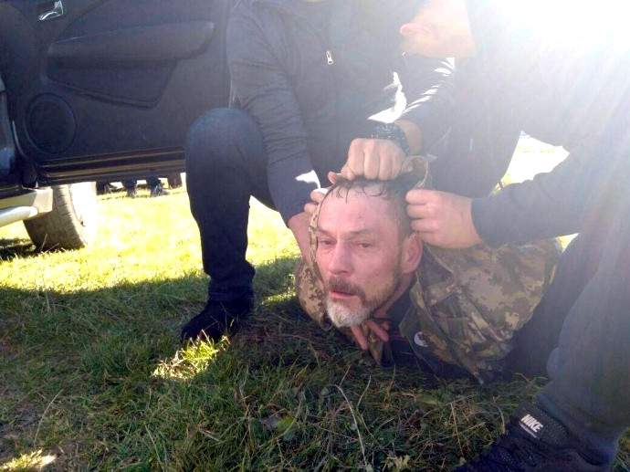ukraine-arrests