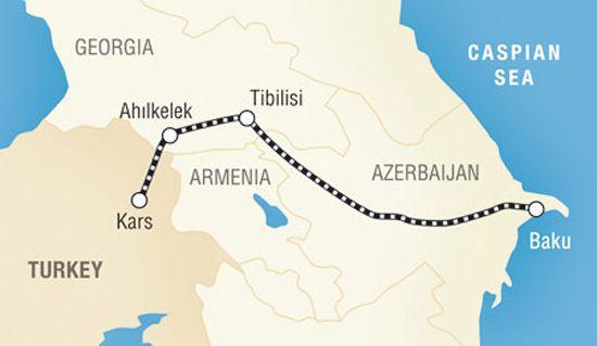 btk-baku-tbilisi-kars-map-karta