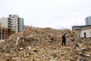 Масштабный снос домов в Баку привлек инвесторов