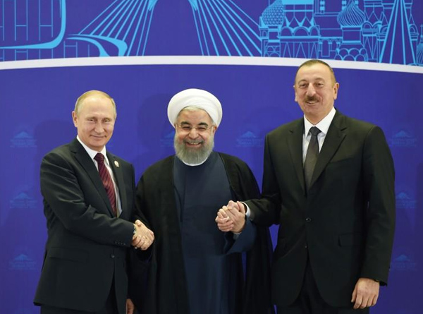 vladimir-putin-hassan-rouhani-ilham-aliyev