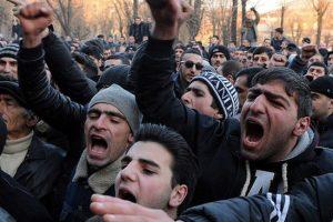 2017: год проблем и провалов для Армении
