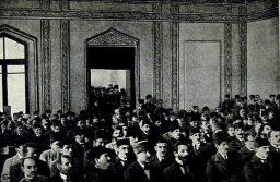Азербайджанский Парламент 1918 года — первый на мусульманском Востоке