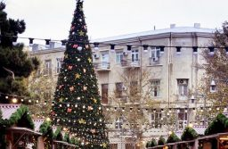 Обзор самых популярных новогодних мероприятий в Баку