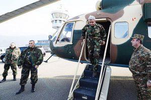 «Азербайджан не сможет сбить вертолет Саргсяна, когда он прилетает из Армении в Карабах»