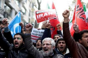 Последствия иранских событий для Азербайджана