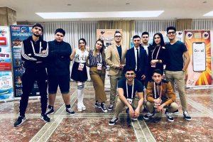 На фестивале КиВиН-2018 Азербайджан представляют три команды КВН