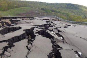 Оползневый процесс на Баиловском склоне в Баку продолжается
