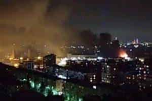Взрыв в Баку: что осталось за кадром