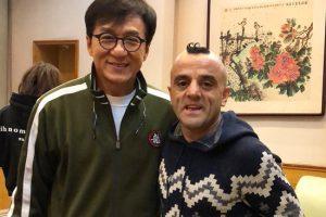 Как знаменитый азербайджанец встретился с легендарным китайцем