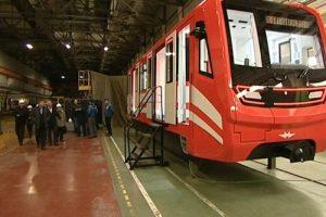 В Бакинском метро появятся новые современные поезда