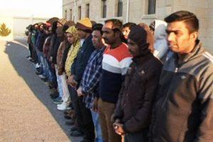 По следам нелегалов в Азербайджане