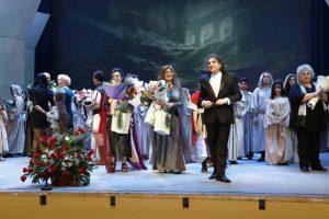Аншлаг, аншлаг! В Баку состоялась премьера оперы «Норма»