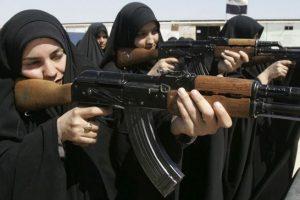 Азербайджанские женщины в рядах «Исламского Государства»
