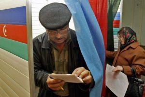 Азербайджан готовится к выборам, и рассылает приглашения зарубежным наблюдателям