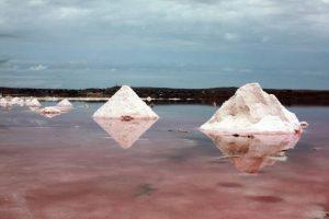 Соленые мини-озера Абшерона переживают не лучшие времена