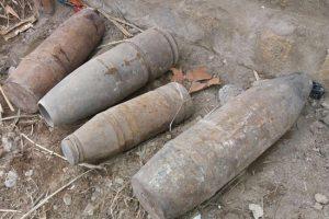 В Азербайджане обезврежено более 1500 неразорвавшихся боеприпасов