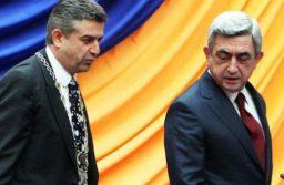 Серж Саргсян ушел. Станет ли его преемником Карен Карапетян?