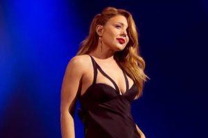 Самая красивая певица Украины едет в Баку