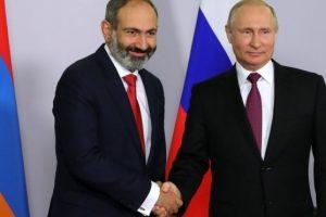 Флирт Армении с Западом закончился, не начавшись