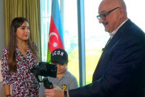 Сталик Ханкишиев выберет в России лучшего знатока азербайджанской кухни