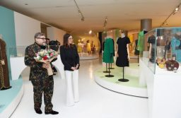 «Заповедник моды» в Центре Гейдара Алиева