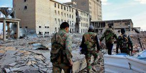 Азербайджанский военный контингент - в Сирию?