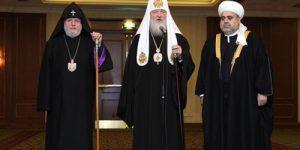 """""""Религиозный подход"""" к решению карабахского конфликта"""