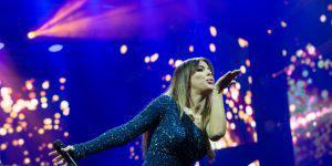 Великолепная Ани Лорак сразила бакинцев наповал (ФОТО)