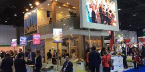 Азербайджан на выставке Arabian Travel Market-2017