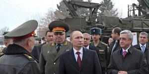 С кем собралась воевать Армения руками России?