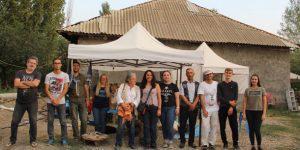 Археологи из Европы исследуют древнеее поселение в Нахчыване