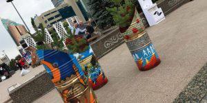 Азербайджан на фестивале Astana Art Fest 2017