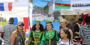Нигерийцы влюбились в долму, плов, пахлаву и национальную одежду Азербайджана