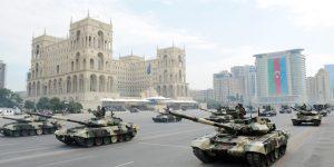 Азербайджан укрепился в рейтинге военной мощи