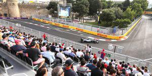 Формулу-1 в Баку посетило более 70,000 человек