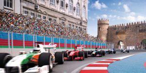 50%-я скидка на билеты бакинской Формулы-1