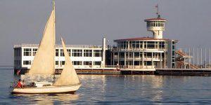 Длинная и запутанная история Бакинского яхт-клуба