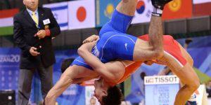 Эльвин Мурсалиев на ЧМ одолел 2-кратного олимпийского чемпиона