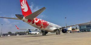 Buta Airways - незабываемая посадка в Киеве