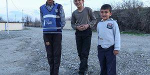 Проблемы детей в регионах Азербайджана