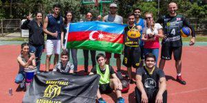 Душан Булут благословил баскетболистов в Азербайджане (ФОТО)