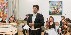 Грандиозный концерт под управлением Эйюба Кулиева в Вене